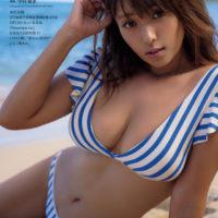 【画像】深田恭子さんのむね、ガチでデカいwwwww